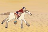 All'Avventura con un Cavallo Egizio