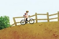 Avventura in Mountain Bike