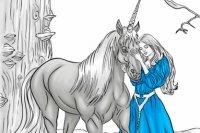 Colora l'Unicorno