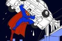 Colora Superman