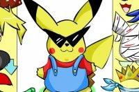 Pikachu - Dress Up