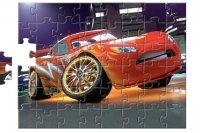 Puzzle di Cars
