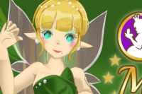 Fairy make-up